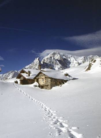 Residence le Petit Coeur - Monte-Bianco inverno